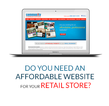 Do You Need An Affordable Website For Your Retail Store?